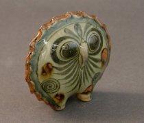 Image of Wilmot, Juan Jorge - Owl Figurine (Figurilla de bujo)