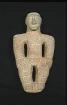 Image of Atlantic Watershed Culture - Warrior Figure