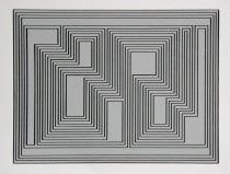 Image of Albers, Josef - Formulation: Articulation, Portfolio I: Folder 32