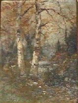 Image of Aitken, Harry G. - BIRCH TREES