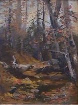Image of Aitken, Harry G. - AUTUMN LANDSCAPE
