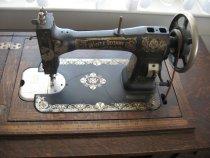 Image of White Rotary - SEWING MACHINE