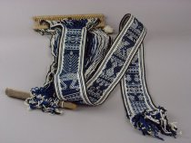 Image of Annonymous, Guatemala - Backstrap Loom with Attached Woven Band,
