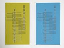 Image of Albers, Josef - Formulation: Articulation, Portfolio I, Folder 6