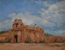Image of Yerkes, Mary Agnes - The Alamo at Old Tucson, 1970