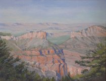Image of Yerkes, Mary Agnes - Point Imperial, North Rim, 1963