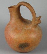 Image of Zapotec Culture - Effigy Vessel (Vasija de efigie)