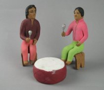 Image of Aguilar Family - Drum Group Figure