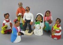 Image of Aguilar, Josefina - Bridal Party Figurines