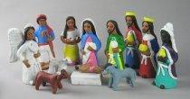 Image of Aguilar, Guillermina - Nativity Scene