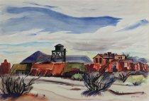 Image of Voris, Mark - The Brick Yards-Tucson
