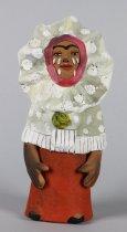 Image of Aguilar, Josefina - Tehuana Figurine (Figura de una Tehuana)