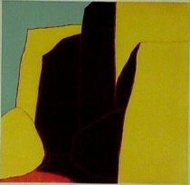Image of Waldrum, Harold Joe - La sombra de la iglesia de San Francisco de Asis en Ranchos de Taos