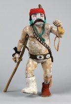 Image of unknown - Tasava (Navajo Clown)