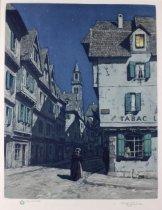 Image of Šimon, Tavik František (T.F.) - NOCTURNE A MORLAIX BRITTANY, FRANCE