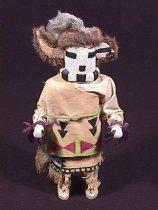 Image of Zuni Pueblo - RAIN PRIEST OF THE NORTH KATSINA (SAIYATASHA)