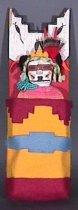 Image of Zuni Pueblo - Cradleboard Katsina