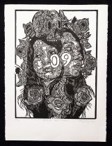 Image of Acevedo, Pavel - Black Veil (60 fwy)