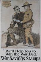 """Image of Wilcox, Urquhart - WE'LL HELP YOU TO WIN THE WAR, DAD,""""...SEE DESC"""