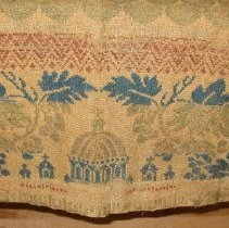 Image of Coverlet edge
