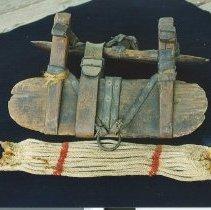 Image of Pack saddle and girth