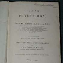 Image of Book - signed title page