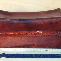 Image of Tolmie valise - reverse