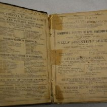 Image of Book - front piece