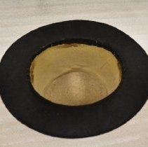 Image of inside of hat