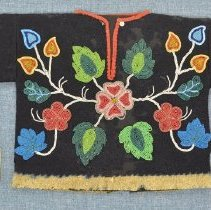 Image of Child's Beaded Jacket - front