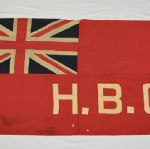 Image of HBC flag