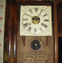 Image of Clock interior