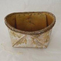Image of Birchbark basket