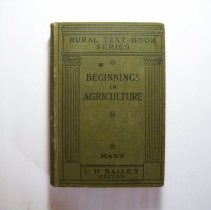 Image of Beginnings in Agriculture - Albert Russell Mann