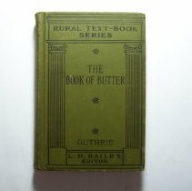 Image of The Book of Butter - Edward Sewall Guthrie