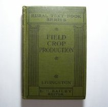 Image of Field Crop Production - George Livingston