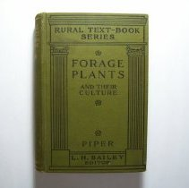 Image of Forage Plants and their Culture - Charles V. Piper, M.S.