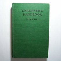 Image of Gardener's Handbook - Liberty Hyde Bailey