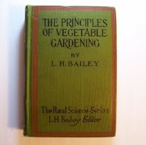 Image of The Principles of Vegetable Gardening - Liberty Hyde Bailey