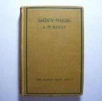 Image of Garden - Making - Liberty Hyde Bailey