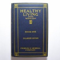 Image of Healthy Living - Charles - Edward, Amory Winslow, Walter Camp