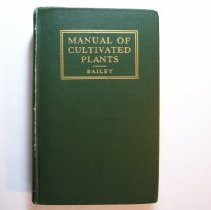 Image of Manual of Cultivated Plants - Liberty Hyde Bailey