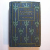 Image of The Nursery Manual - Liberty Hyde Bailey