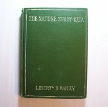 Image of The Nature - Study Idea - Liberty Hyde Bailey