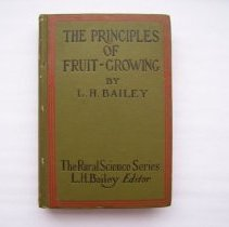 Image of The Principles of Fruit - Growing  - Liberty Hyde Bailey