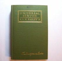 Image of Universal Service - Liberty Hyde Bailey