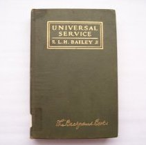 Image of Universal Service - Liberty Hyde Bailey