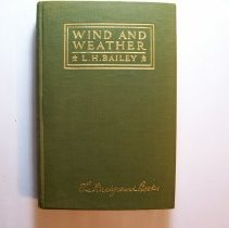 Image of Wind and Weather - Liberty Hyde Bailey