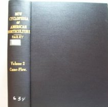 Image of New Cyclopedia of American Horticulture - Liberty Hyde Bailey
