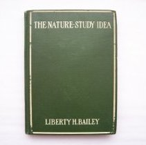 Image of The Nature-Study Idea - Liberty Hyde Bialey